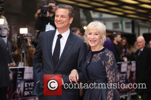 Colin Firth and Dame Helen Mirren 9