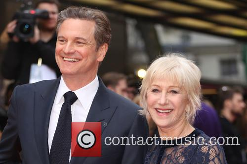Colin Firth and Dame Helen Mirren 10