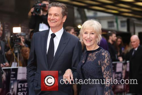 Colin Firth and Dame Helen Mirren 11