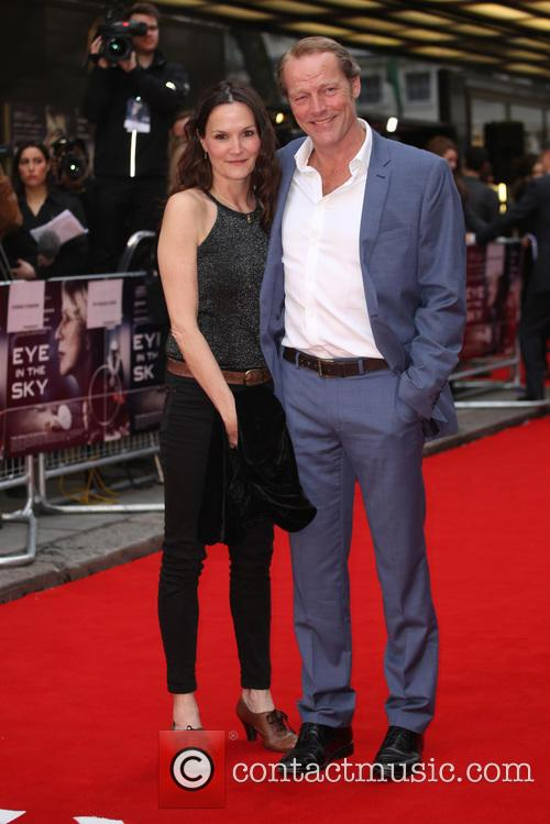 Charlotte Emmerson and Iain Glen 3