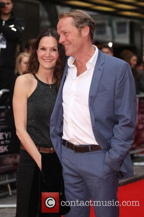 Charlotte Emmerson and Iain Glen 4