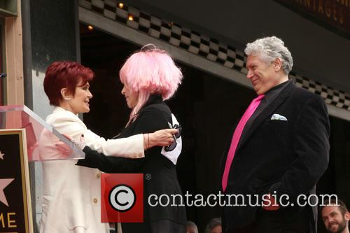 Sharon Osbourne, Cyndi Lauper and Harvey Fierstein 5