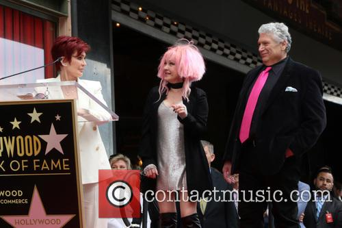Sharon Osbourne, Cyndi Lauper and Harvey Fierstein 9