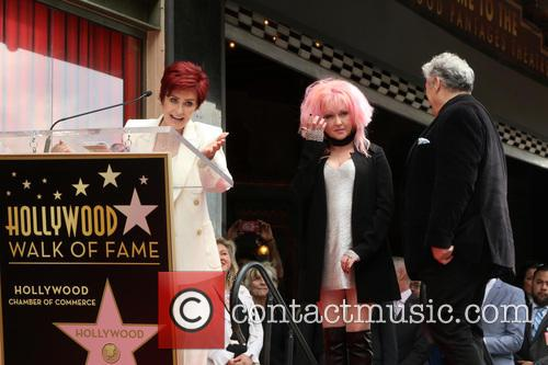 Sharon Osbourne, Cyndi Lauper and Harvey Fierstein 10