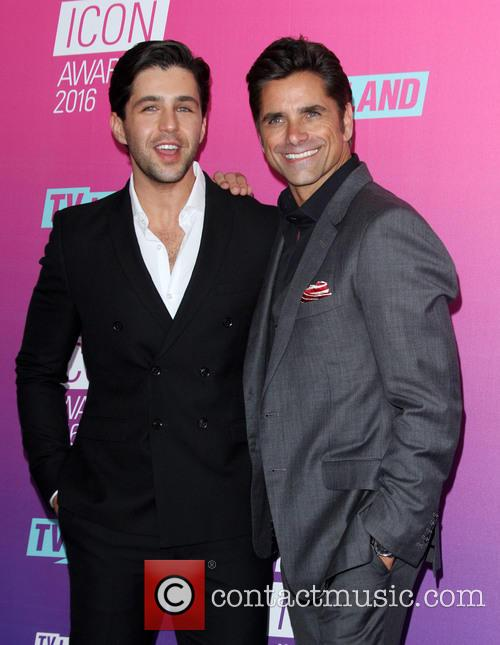 Josh Peck and John Stamos 2
