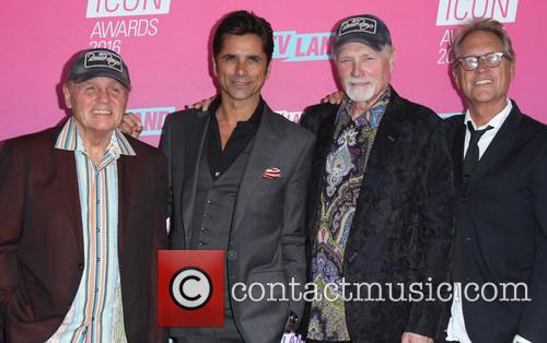 Bruce Johnston, John Stamos and Mike Love 1