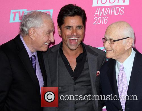 Garry Marshall, John Stamos and Norman Lear 4