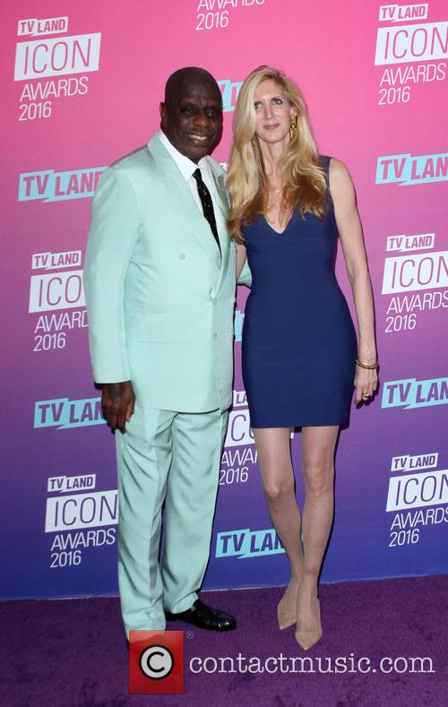 Jimmie Walker and Ann Coulter 2
