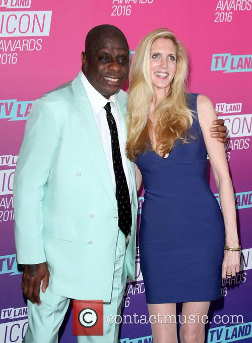 Jimmie Walker and Ann Coulter 3