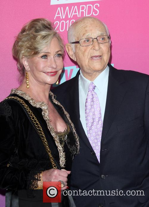 Norman Lear and Wife Lyn Lear 2