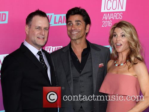Dave Coulier, John Stamos and Lori Loughlin 1