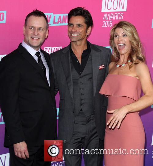 Dave Coulier, John Stamos and Lori Loughlin 3