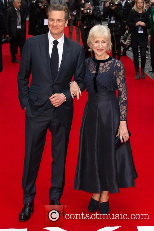 Colin Firth and Helen Mirren 5