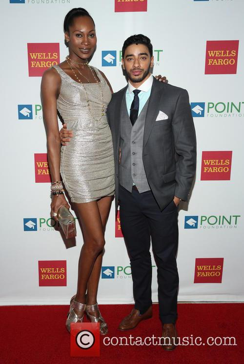 Dominique Jackson and Laith Ashley 1