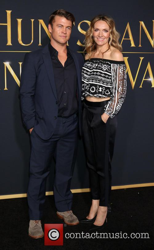 Universal Pictures' American premiere of 'The Huntsman: Winter's...