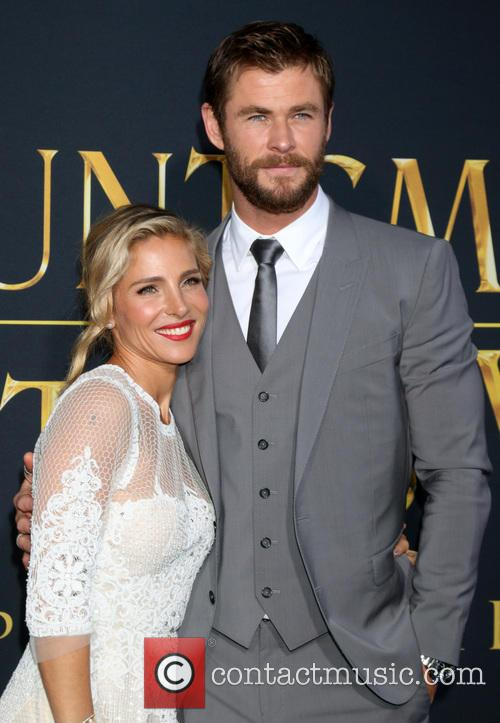Elsa Pataky and Chris Hemsworth 2