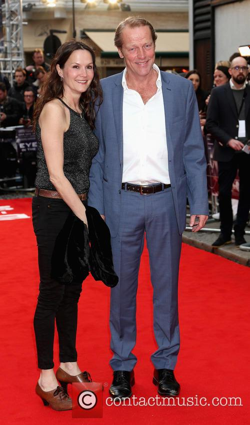 Charlotte Emmerson and Iain Glen 5