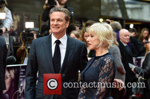 Colin Firth and Helen Mirren 3