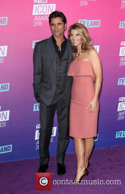 John Stamos and Lori Loughlin 5