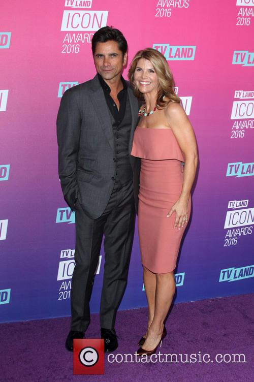 John Stamos and Lori Loughlin 6