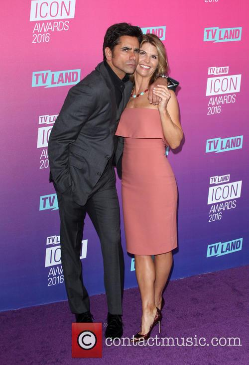 John Stamos and Lori Loughlin 7