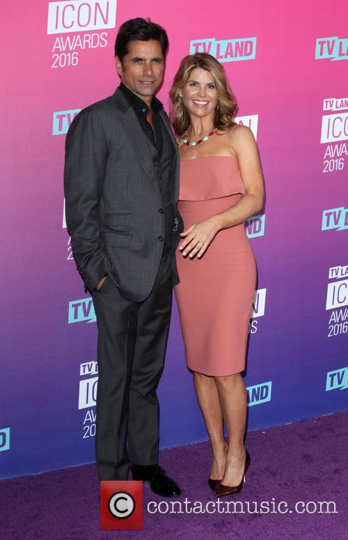 John Stamos and Lori Loughlin 8