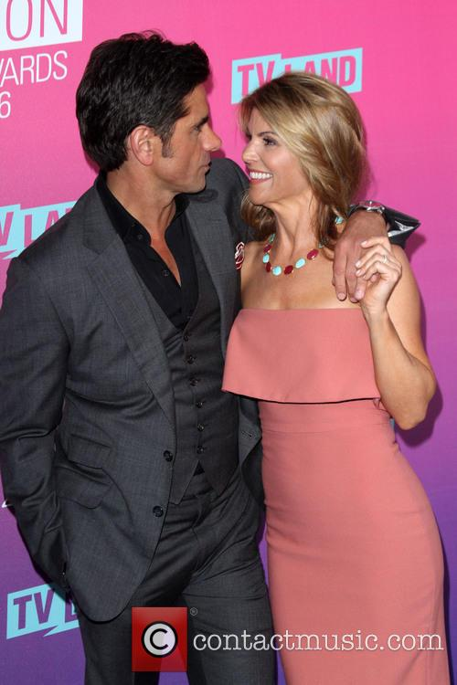 John Stamos and Lori Loughlin 9