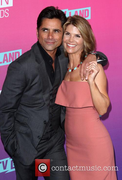 John Stamos and Lori Loughlin 11