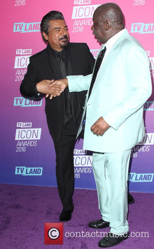 George Lopez and Jimmie Walker 4