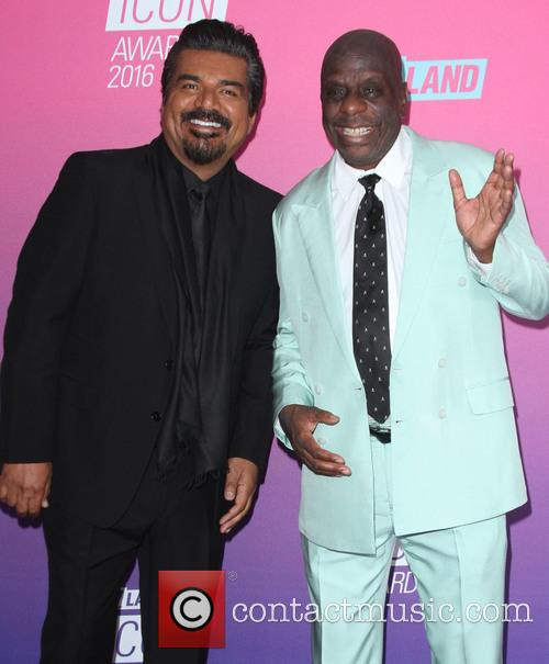 George Lopez and Jimmie Walker 5