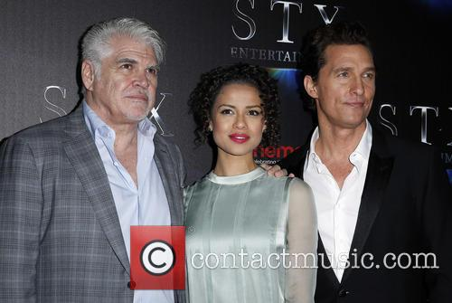 Gary Ross, Gugu Mbatha-raw and Matthew Mcconaughey 4