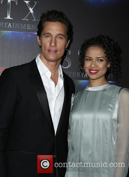Matthew Mcconaughey and Gugu Mbatha-raw 5