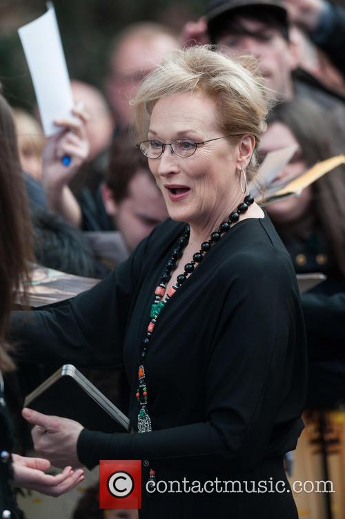 Meryl Streep To Receive Cecil B. Demille Award At Golden Globes