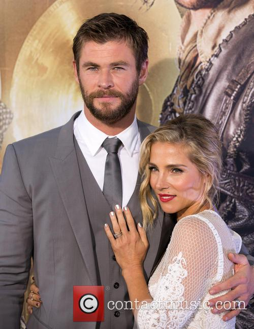 Elsa Pataky and Chris Hemsworth 9