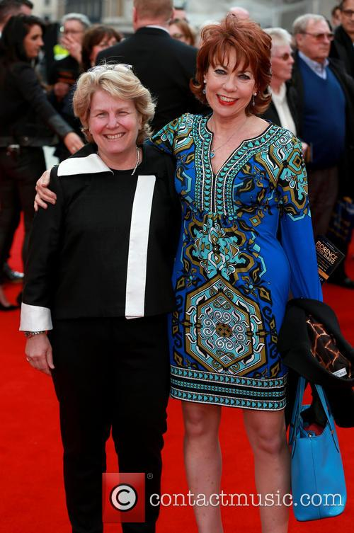 Sandi Toksvig and Kathy Lette 1
