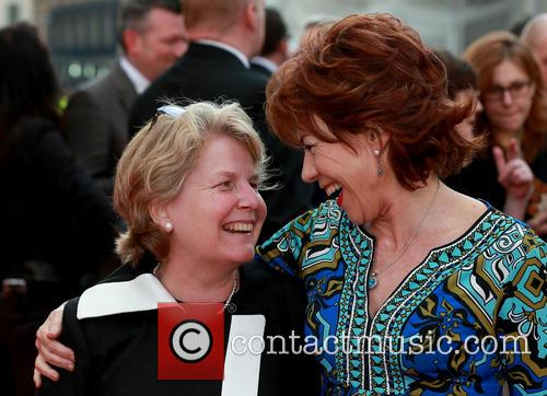 Sandi Toksvig and Kathy Lette 2