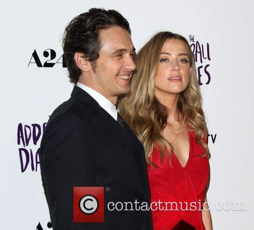 James Franco and Amber Heard 3