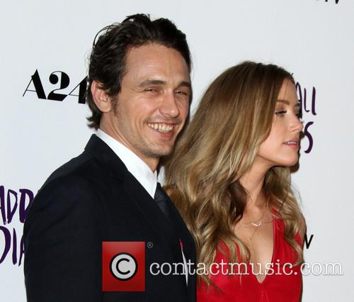 James Franco and Amber Heard 6