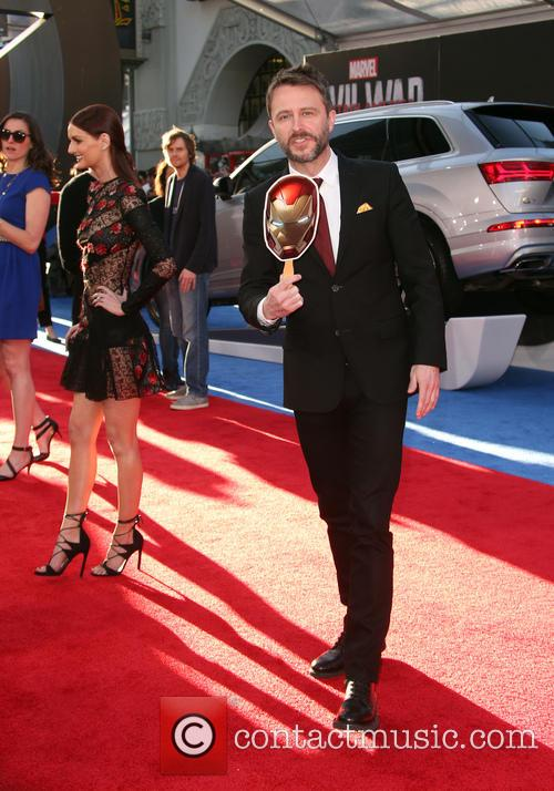 Lydia Hearst and Chris Hardwick 1