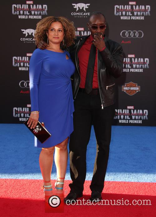 Bridgid Coulter and Don Cheadle 7