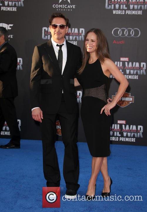 Robert Downey Jr. and Susan Downey 10