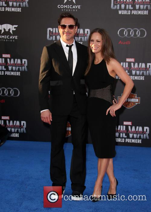 Robert Downey Jr. and Susan Downey 11