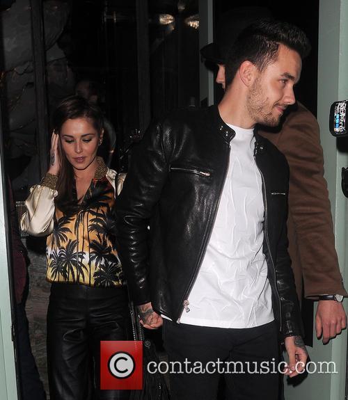 Cheryl Fernandez-versini and Liam Payne 2