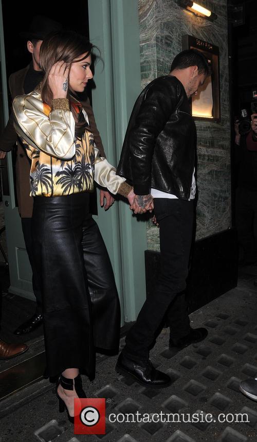 Cheryl Fernandez-versini and Liam Payne 3