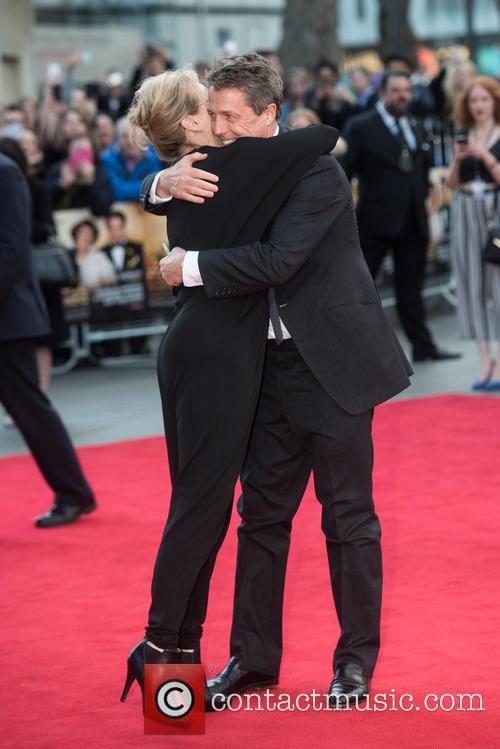 Meryl Streep and Hugh Grant 1