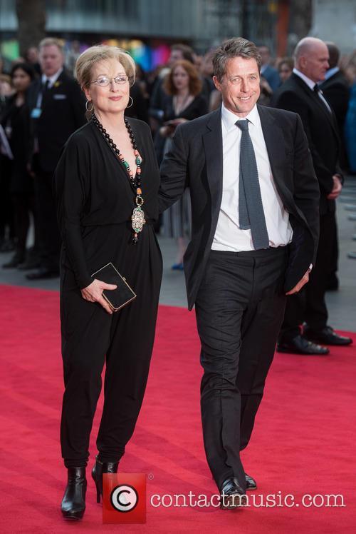 Meryl Streep and Hugh Grant 2