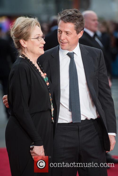 Meryl Streep and Hugh Grant 3