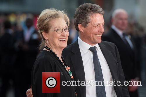 Meryl Streep and Hugh Grant 4