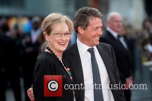 Meryl Streep and Hugh Grant 5
