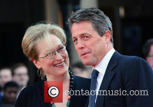Meryl Streep and Hugh Grant 9